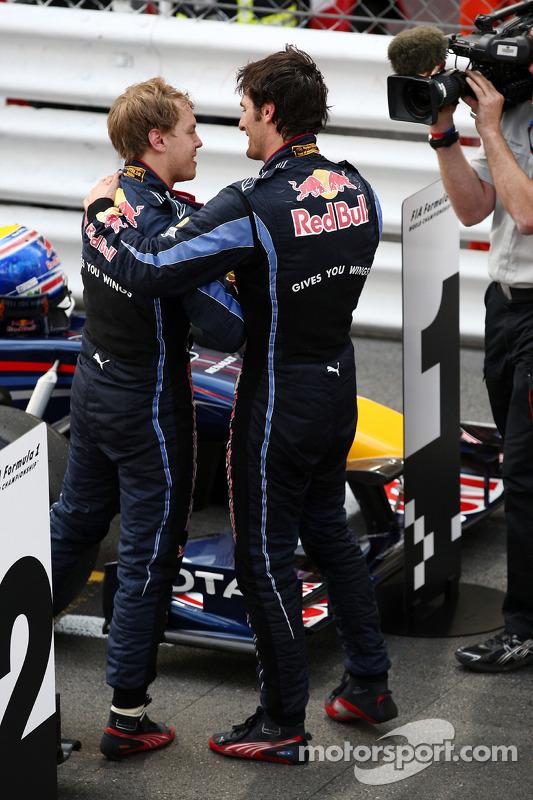 Sebastian Vettel et Mark Webber, Red Bull Racing