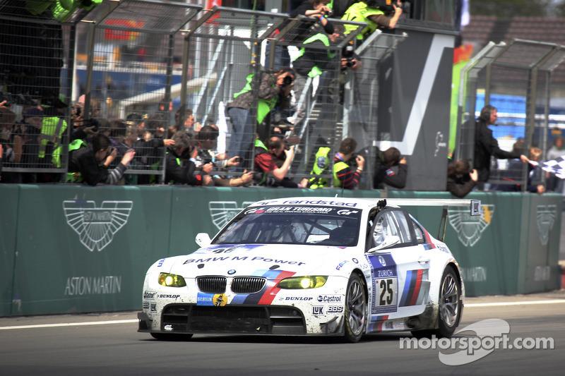 2010: #25 BMW Motorsport, BMW M3 E92