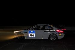 #84 BMW E46 M3: Guy Povey, Clint Bardwell, Hamish Irvine, John Irvine