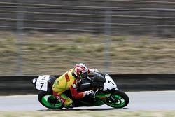 Dimanche, course Supersport