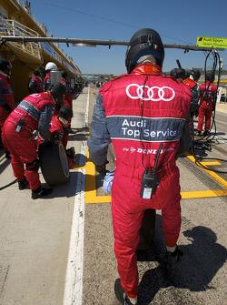 Audi Sport Team Phoenix teamleden