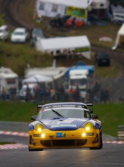#45 Porsche 911 RSR: Norbert Pauels, Wolfgang Destrée, Matthias Teich
