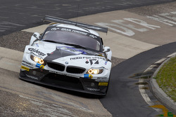 #76 Need for Speed by Schubert Motorsport BMW Z4 GT3: Marko Hartung, Patrick Söderlund, Edward Sandström, Martin Ohlin