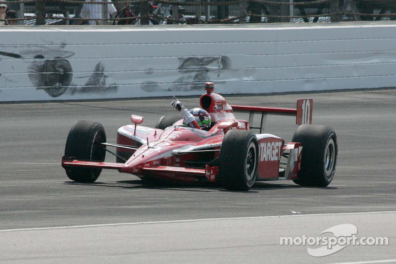 2010 - Dario Franchitti, Dallara/Honda