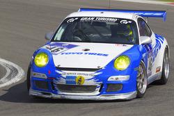 #46 Lammertink Racing with Toyo Tires Porsche 997 GT3 Cup: Tom Coronel, Duncan Huisman, Kikuchi Yasushi, Kinoschita Tkayuhi