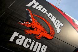 DAMS Formula Le Mans transporter