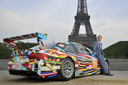 BMW Art Car presentation