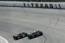 Corner 1 at Texas Motor Speedway