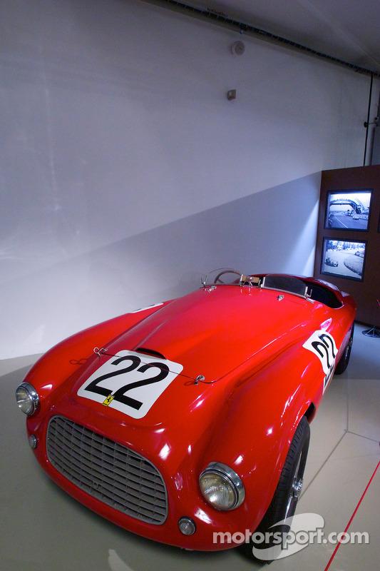 Bezoek aan het Musée Automobile de La Sarthe