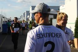 Michael Schumacher, Mercedes GP Michael Schumacher, Mercedes GP