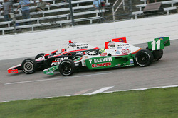 Tony Kanaan, Andretti Autosport & Helio Castroneves, Team Penske