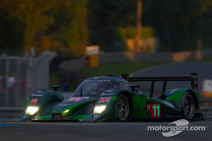 #11 Drayson Racing Lola Judd Coupe, 2010 24 Hours of Le Mans