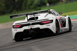#2 R-ace GP Racing, Renault RS01: Raoul Owens, Toni Forné