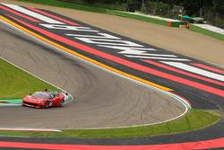 #8 Scuderia Villorba Corse Ferrari F458 Italia GT3: Cédric Mezard, Steeve Hiesse