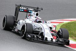 Алекс Линн, Williams Formula 1