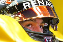 Esteban Ocon, terzo pilota, Renault Sport F1 Team