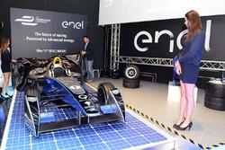 Enel, la presentazione della partnership