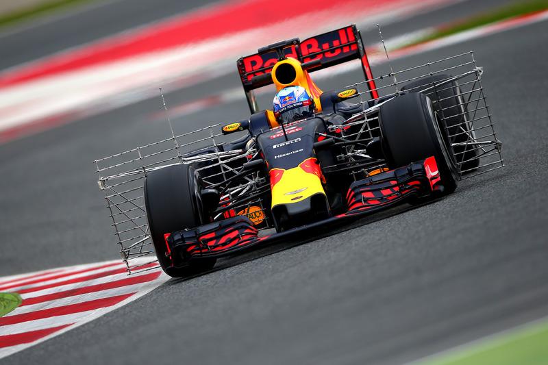 8. Daniel Ricciardo, Red Bull Racing RB12
