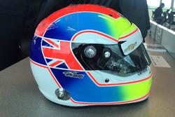 Casco di Stefan Wilson, Indy 500