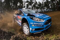 Ерік Камійі, Бенджамін Вейллас, M-Sport Ford Fiesta WRC
