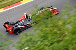 Луі Делетра, Fortec Motorsports