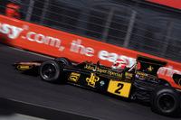 John Inglessis, Lotus 72d