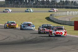 Mariano Werner, Werner Competicion Ford, Facundo Ardusso, JP Racing Dodge, Martin Ponte, Nero53 Racing Dodge, Nicolas Bonelli, Bonelli Competicion Ford