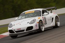 #88 Outlier/Scion Group Porsche Cayman: Kevin Krauss