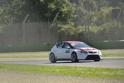 Алессандра Нери, B.D. Racing, SEAT León Cup Racer