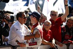 Маттиас Экстрём, Audi Sport Team Abt Sportsline, Audi A5 DTM и Ханс-Юрген Абт, босс Abt-Audi