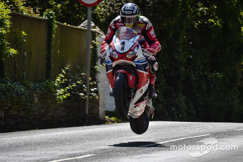 John McGuinness, SBK, Honda CBR1000RR