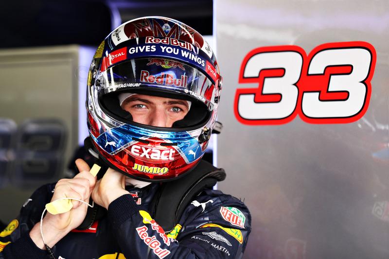 Макс Ферстаппен также изменил дизайн шлема в Монако