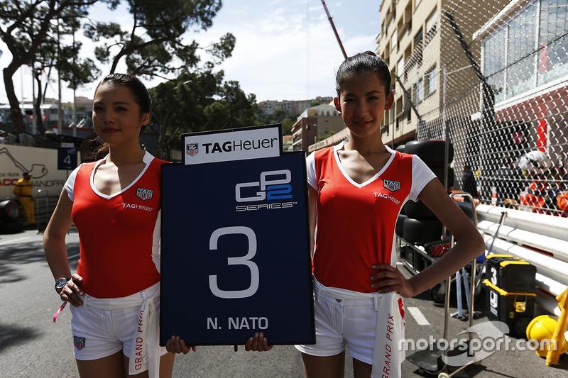 Chicas de la parrilla de Norman Nato, Racing Engineering