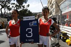 Грід-гьолз і Норман Нато, Racing Engineering