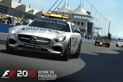 La Safety Car in F1 2016
