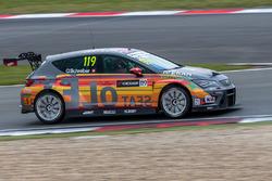 Крист-Йоханнес Шрайбер, Krenek Motorsport, Seat Leon Cup