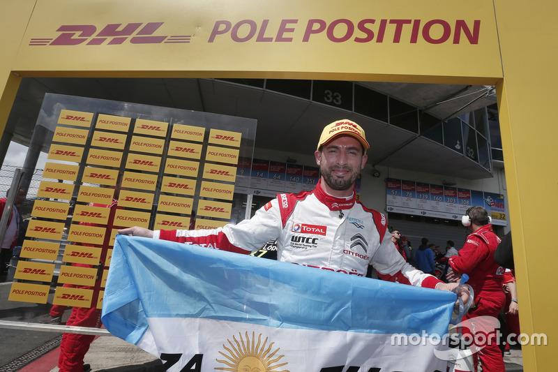 José María López, Citroen Total WTCC