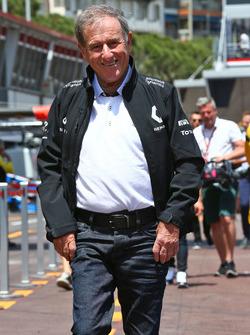 Jean Ragnotti, Rally Driver and Renault Ambassador