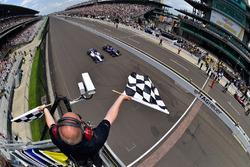 Ed Jones, Carlin, und Dean Stoneman, Andretti Autosport