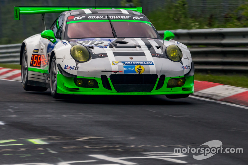 12. #912 Manthey Racing, Porsche 911 GT3 R