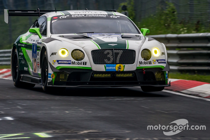 21. #37 Bentley Team Abt, Bentley Continental GT3