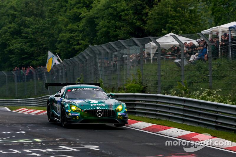 26. #14 Black Falcon, Mercedes-AMG GT3