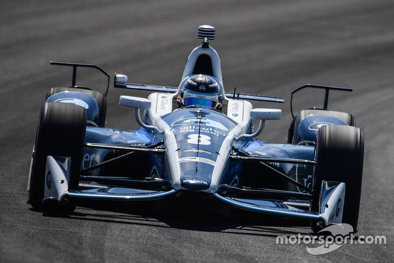 Макс Чилтон (Indy 500: 2016-н.в.)