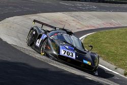 #703 Scuderia Cameron Glickenhaus, SCG P4/5 Competizione M16: Jethro Bovingdon, Manuel Lauck, Chris Harris