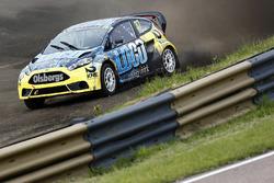 Guy Wilks, Olsbergs MSE Ford Fiesta ST