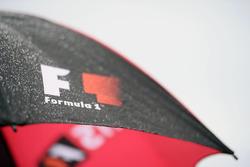 F1-Regenschirm