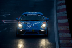 #151 Pixum Team Adrenalin Motorsport, Porsche Cayman: Christian Büllesbach, Andreas Schettler, James Briody, Carlos Arimon