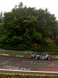 #152 Pixum Team Adrenalin Motorsport, BMW Z4 E86: Jaber Al Khalifa, Urs Zünd, Holger Kroth, Byung Hui Kang