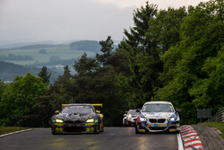 #999 Walkenhorst Motorsport powered by Dunlop, BMW M6 GT3: Victor Bouveng, Tom Blomqvist, Christian Krognes, Michele di Martino; #308 Team Securtal Sorg Rennsport, BMW M235i Racing Cup: Heiko Eichenberg, Kevin Warum,