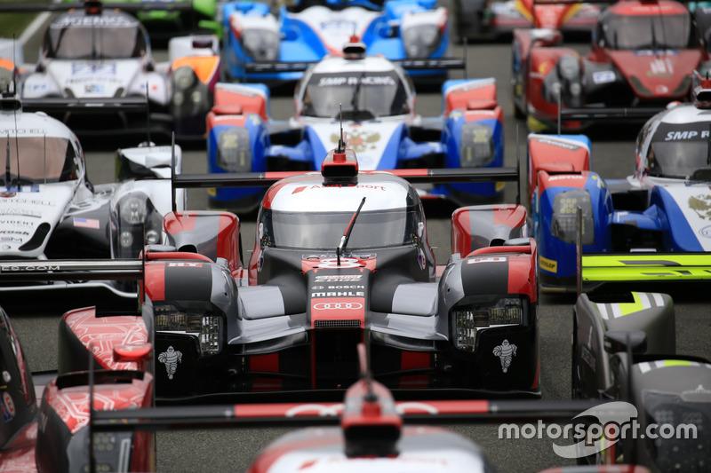 #8 Audi Sport Team Joest